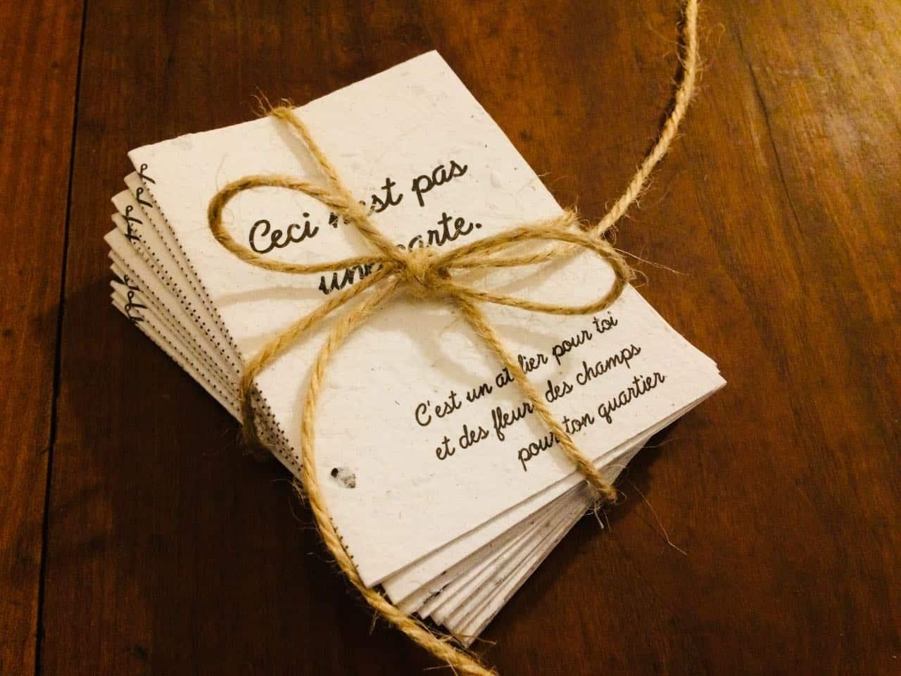 Cartes-Cadeaux Bagneux Environnement