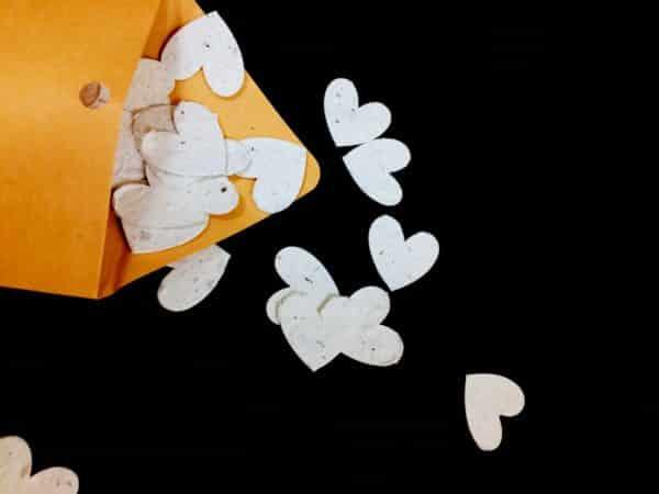 Amorettis enveloppe